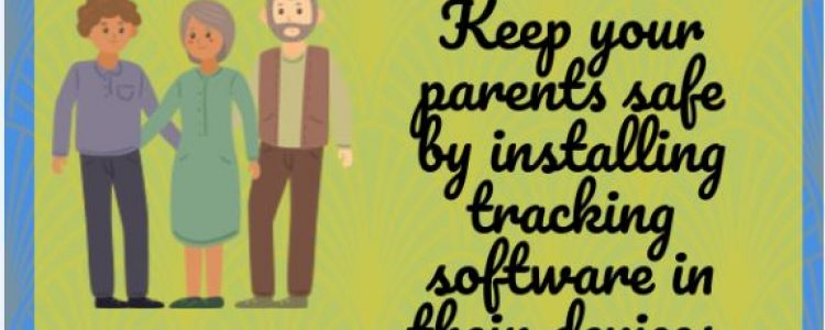 How to keep your parents safe from online scams – Infographic
