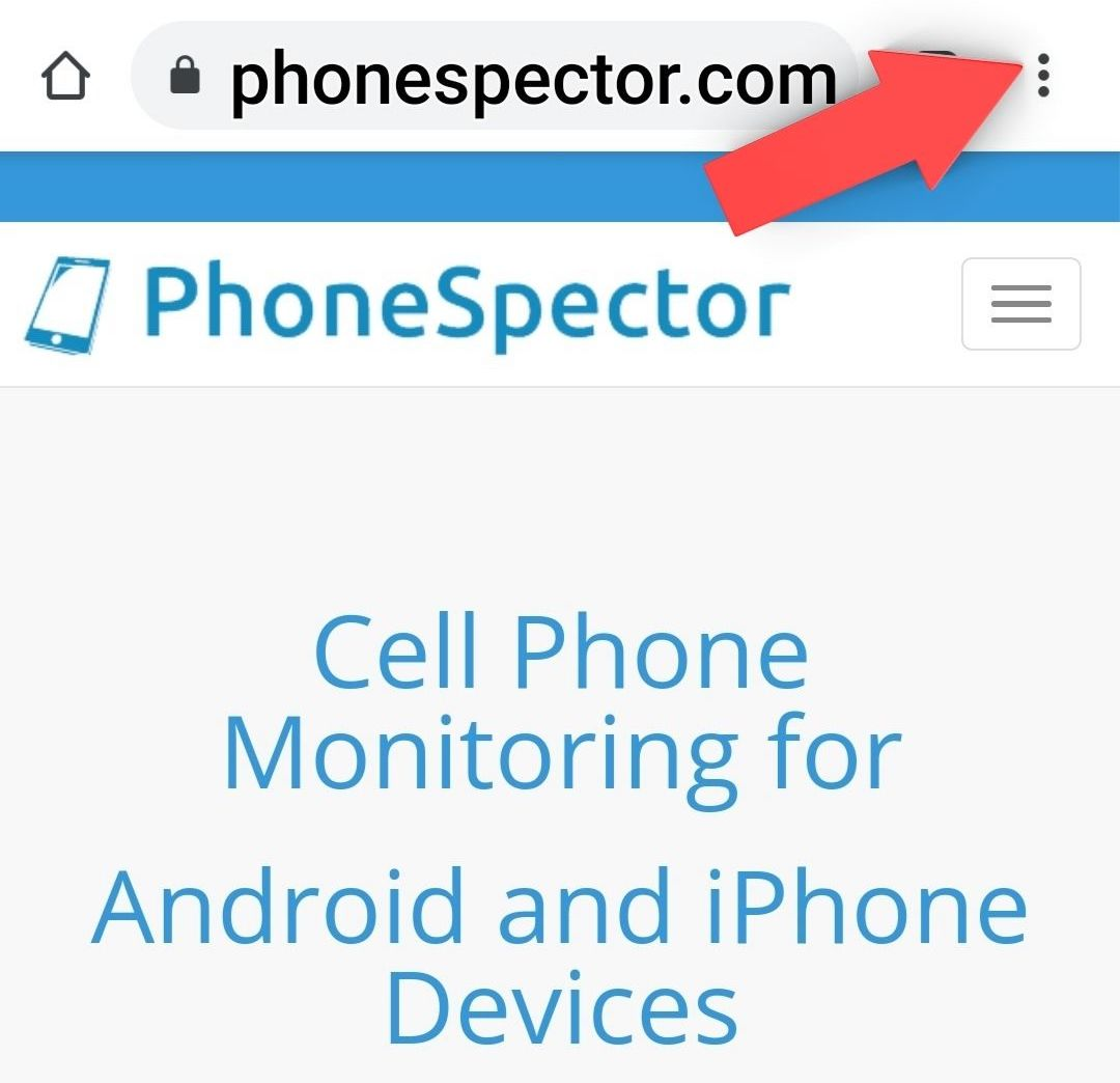 how to block websites on android phones phonespector